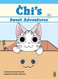 Chi's Sweet Adventures Vol. 1 - Konami Kanata, Kinoko Natsume
