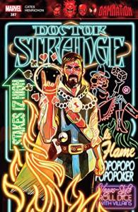 Doctor Strange (2015-) #387 - Donny Cates, Niko Henrichon, Mike Del Mundo