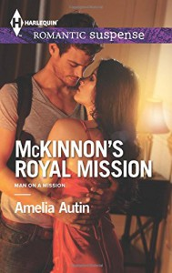 McKinnon's Royal Mission (Man on a Mission) - Amelia Autin