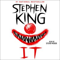 It - Stephen King, Simon & Schuster Audio, Steven Weber