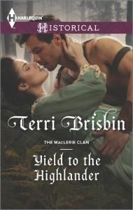 Yield to the Highlander - Terri Brisbin