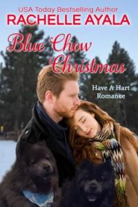 Blue Chow Christmas - Rachelle Ayala