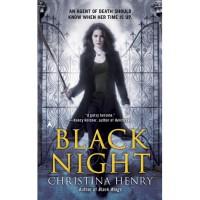 Black Night (Black Wings, #2) - Christina Henry