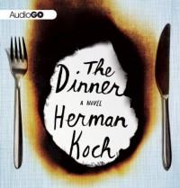 The Dinner: A Novel - Herman Koch, Clive Mantle