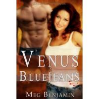 Venus in Blue Jeans (Konigsburg, #1) - Meg Benjamin