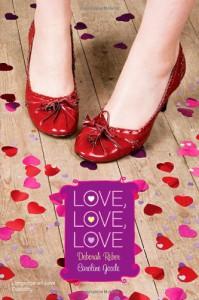 Love, Love, Love: Language of Love; Cupidity (Romantic Comedies (Mass Market)) - Deborah Reber;Caroline Goode