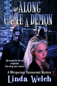 Along Came A Demon: Whisperings - Linda Welch