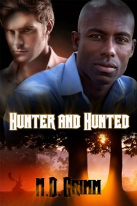 Hunter and Hunted - M.D. Grimm