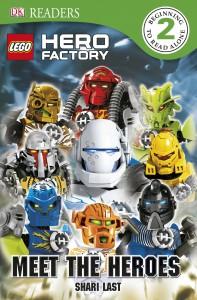 Lego Hero Factory: Meet the Heroes - Shari Last