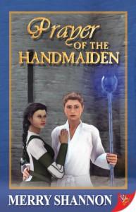 Prayer of the Handmaiden - Merry Shannon