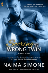 Scoring with the Wrong Twin (WAGS) - Naima Simone