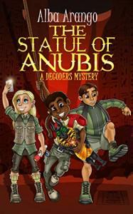The Statue of Anubis - Alba Arango