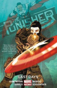 The Punisher Vol. 3: Last Days - Mitch Gerads, Nathan Edmondson