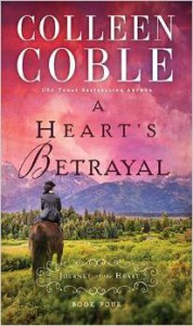 A Heat's Betratal - Colleen Coble