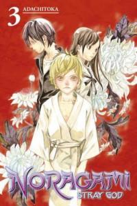 Noragami: Stray God 03 -  Adachitoka
