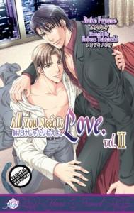 All You Need Is Love, Volume 2 - Jinko Fuyuno, Noboru Takatsuki