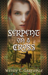 Serpent On A Cross - Wendy C. Garfinkle