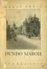 DUNDO MAROJE -