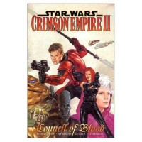 Crimson Empire, Volume 2: Council of Blood - Mike Richardson, Randy Stradley, Paul Gulacy