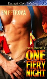 One Fiery Night - Em Petrova