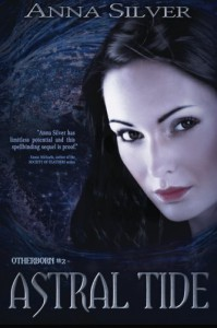 Astral Tide (Otherborn) (Volume 2) - Anna Silver