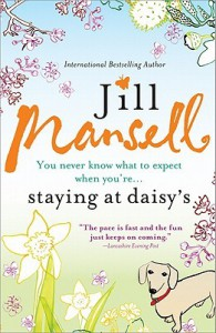 Staying at Daisy's - Jill Mansell