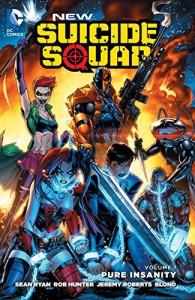 New Suicide Squad Vol. 1: Pure Insanity (The New 52) - Tbd, Sean Ryan