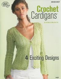 Crochet Cardigans - Lisa Gentry & Mary Ann Frits, Mary Frits