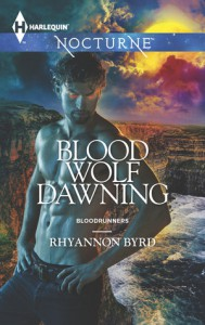 Blood Wolf Dawning - Rhyannon Byrd