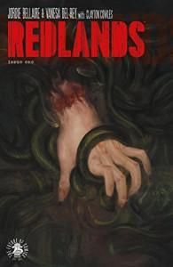Redlands #1 - Jordie Bellaire, Jordie Bellaire, Vanesa Pérez-Sauquillo, Vanesa Pérez-Sauquillo