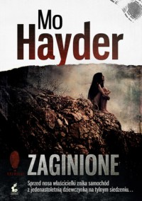 Zaginione - Mo Hayder