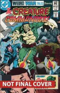 Creature Commandos - Various