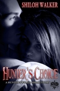 Hunter's Choice  - Shiloh Walker