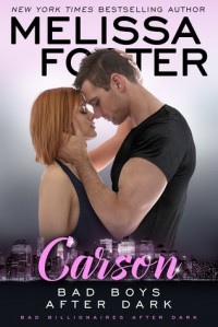 Bad Boys After Dark: Carson - Melissa Foster
