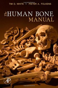 The Human Bone Manual - Pieter Arend Folkens, Tim D. White