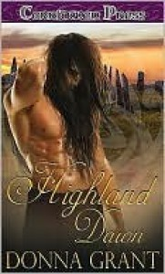 Highland Dawn (Druid's Glen, #3) - Donna Grant