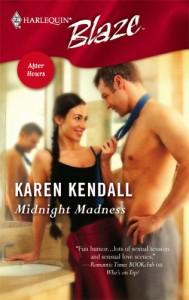 Midnight Madness - Karen Kendall