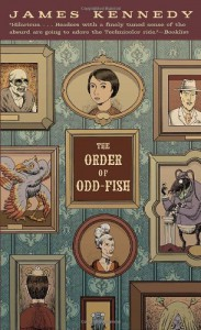 The Order of Odd-Fish - James  Kennedy