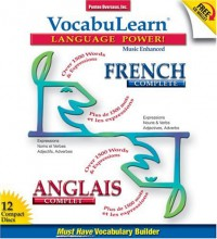 Vocabulearn French/Anglais Complete Set - Penton Overseas Inc