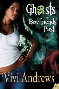 Ghosts of Boyfriends Past - Vivi Andrews