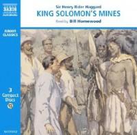 King Solomon's Mines - H. Rider Haggard, Bill Homewood