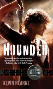 Hounded (Iron Druid Chronicles, #1) -  Luke Daniels, Kevin Hearne