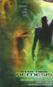 Star Trek Nemesis - J.M. Dillard, John Logan, Brent Spiner
