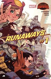 Runaways (2015-) #1 -  Noelle Stevenson, Sanford Greene
