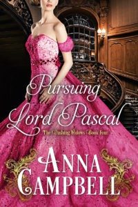 Pursuing Lord Pascal - Anna Campbell
