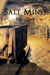 The Salt Mines Mystery (Thunder and Lightning Series) (Volume 2) - Aaron M. Zook Jr