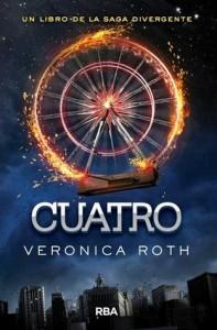 Cuatro - Veronica Roth