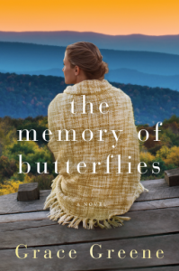 The Memory of Butterflies: A Novel - Grace Greene