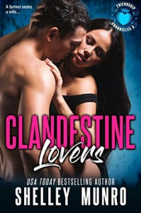 Clandestine Lovers - Shelley Munro
