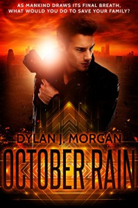October Rain - Dylan J. Morgan